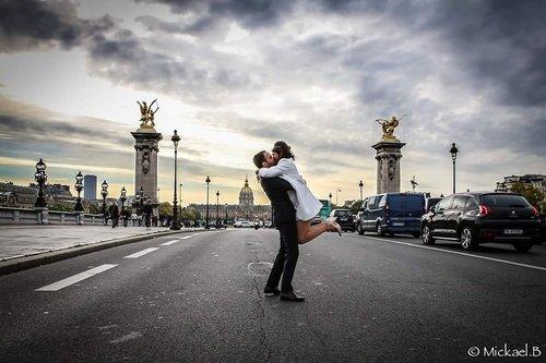 Photographe mariage - bousquier - photo 1