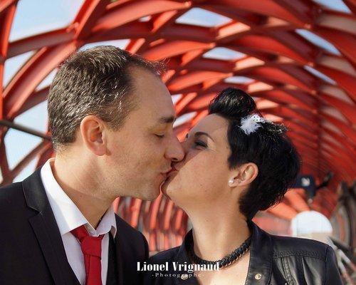 Photographe mariage - Lionel Vrignaud - photo 6