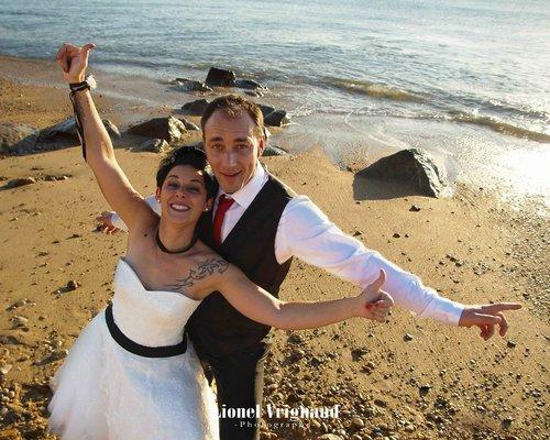 Photographe mariage - Lionel Vrignaud - photo 8