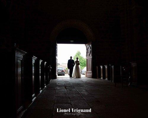 Photographe mariage - Lionel Vrignaud - photo 2