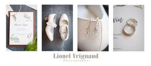 Photographe mariage - Lionel Vrignaud - photo 1