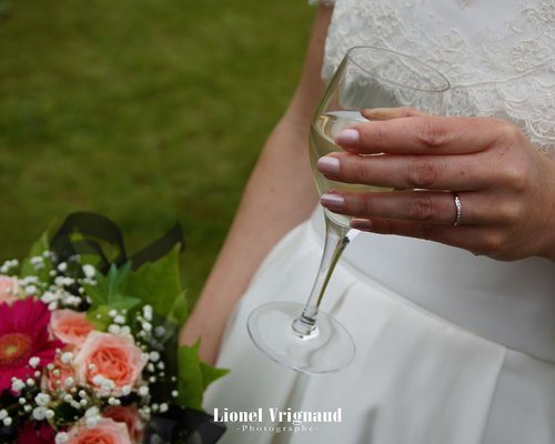 Photographe mariage - Lionel Vrignaud - photo 4