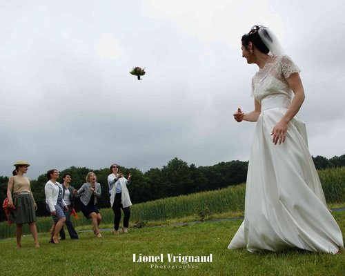 Photographe mariage - Lionel Vrignaud - photo 5